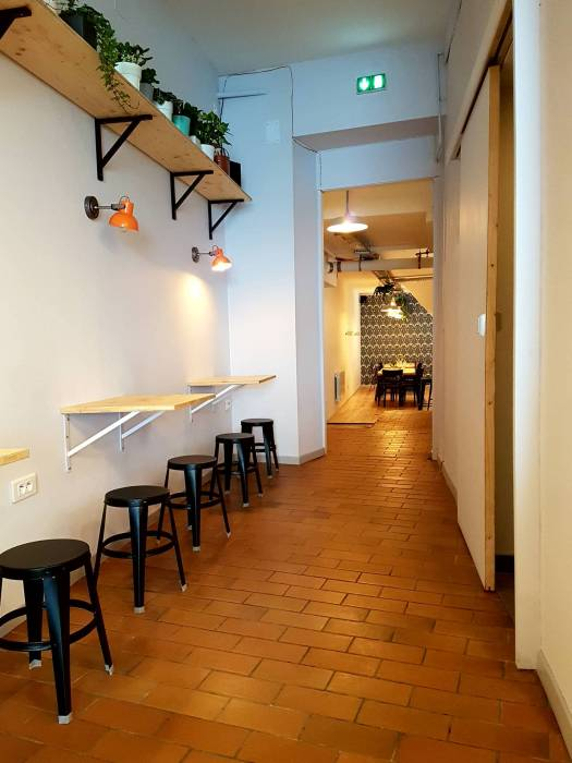 Le Botaniste Strasbourg Kafteur bar restaurant rue Thiergarten quartier Gare