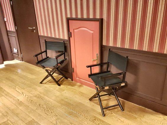 THE LITTLE RED DOOR salle escape room Strasbourg Alsace