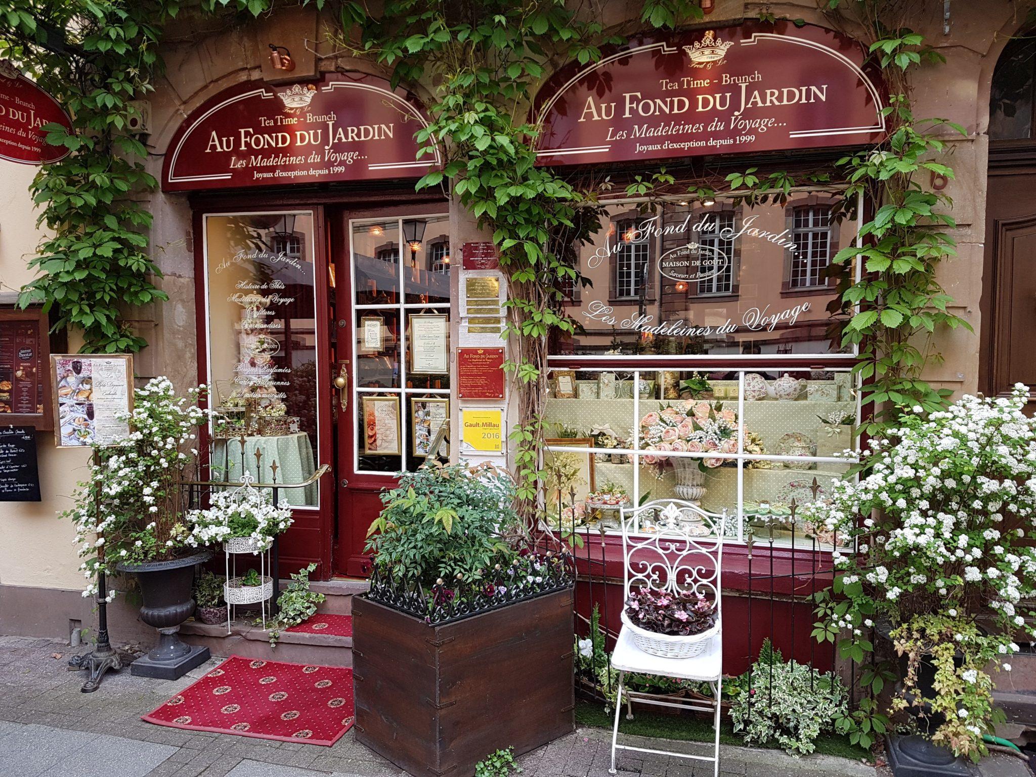 Salon De Jardin Asiatique kapoué test n°126: au fond du jardin, salon de thé raffiné à