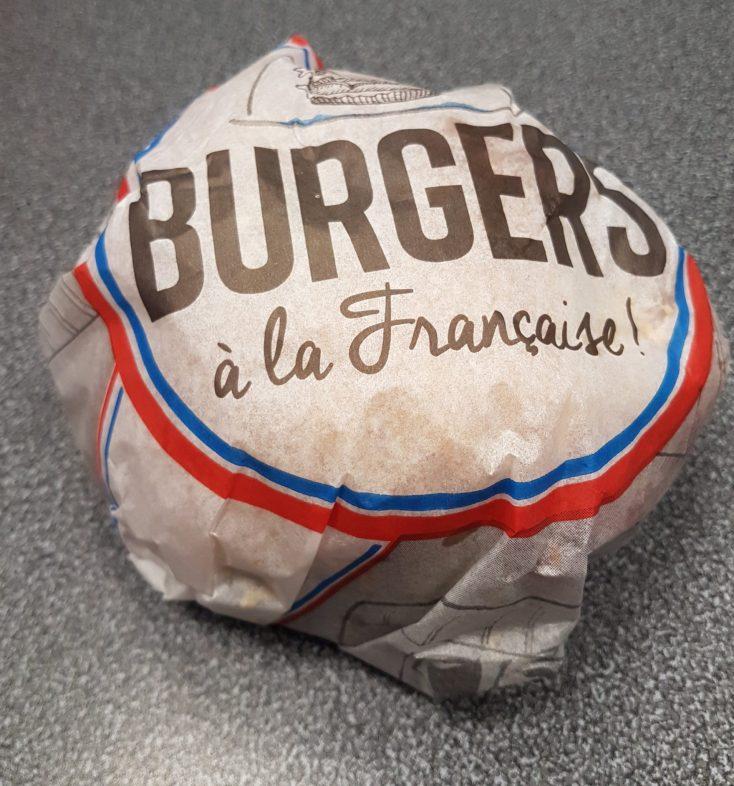 Foodora livraison coursier Strasbourg repas restaurant Stück burger
