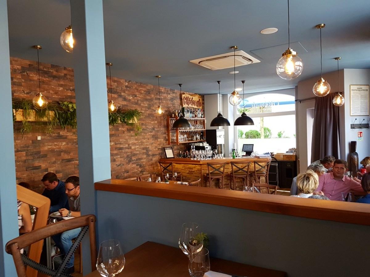 Kapoué test n°129: L'Hédoniste, restaurant bistronomique à l'Orangerie