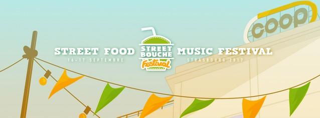 Street Bouche 2017 music festival Strasbourg streetfood