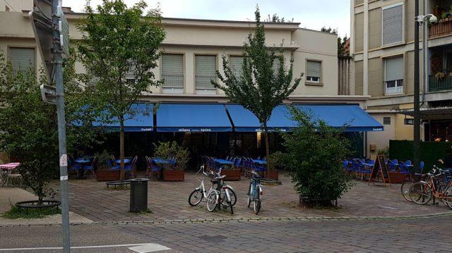 MiTo Milan Torino restaurant italien pizzas cocktails Place Austerlitz Xanadu Strasbourg