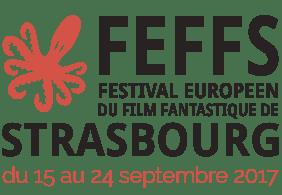 FEFFS Festival Européen du Film Fantastique de Strasbourg projection film piscine drive-in logo