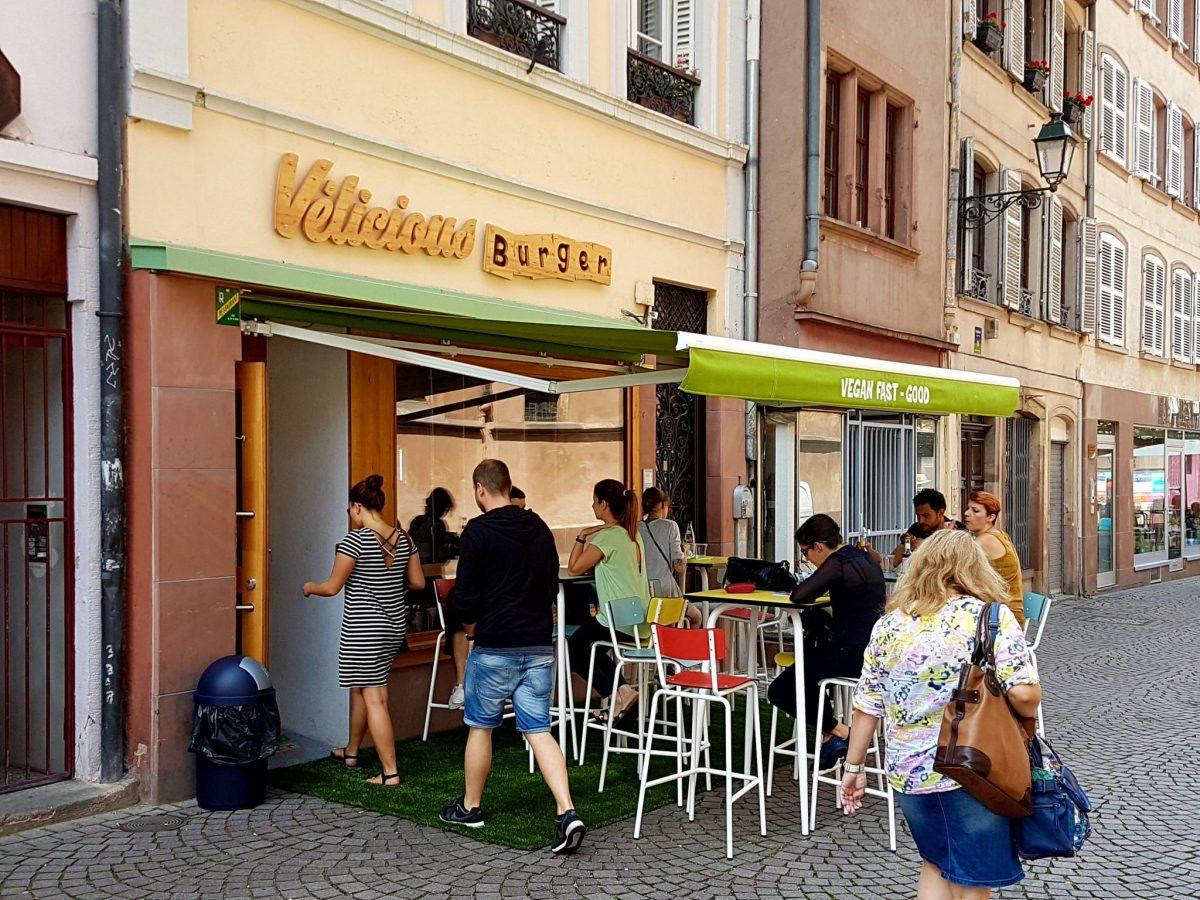 Kapoué test n°135: Velicious Burger, les burgers vegans de la Grand'Rue à Strasbourg
