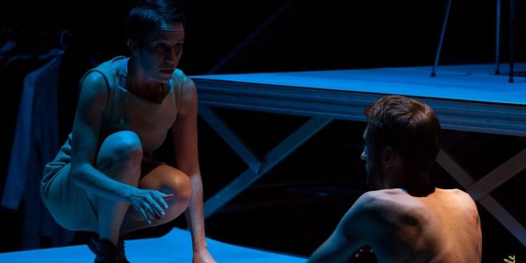 Angels In America théâtre Strasbourg Cube Noir Demos Guillaume Kammerer