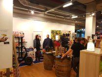 Christmas So British Rivetoile Strasbourg Boutique éphémère shopping noel