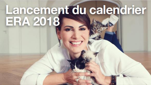 ERA Calendrier 2018 Alsace Strasbourg chats