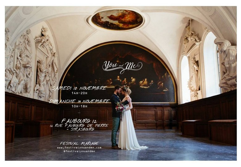 festival mariage You AND ME Strasbourg novembre 2017