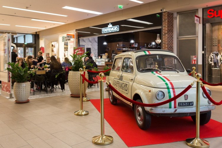 Les Affranchis restaurant italien Rivetoile Strasbourg ouverture pizza glaces pâtes