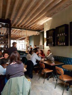 STREET BUTCHER restaurant américain Strasbourg texan BBQ brasserie rue du 22 Novembre