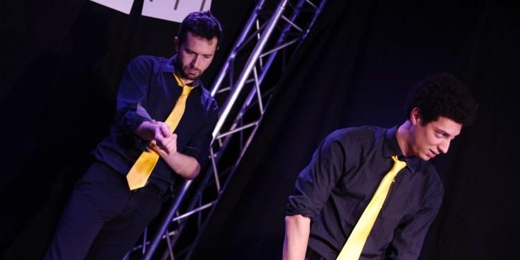 BANANE & CHÂTIMENT spectacle improvisation Strasbourg Au Camionneur 2018