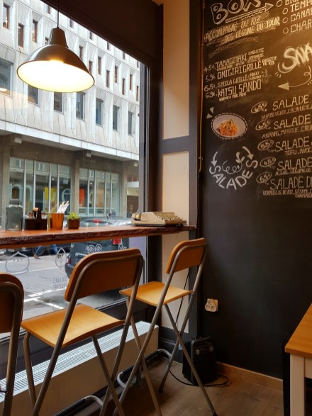 Mailuk restaurant asiatique boisson cuisine créative Strasbourg Gare Les Halles rue Kuhn