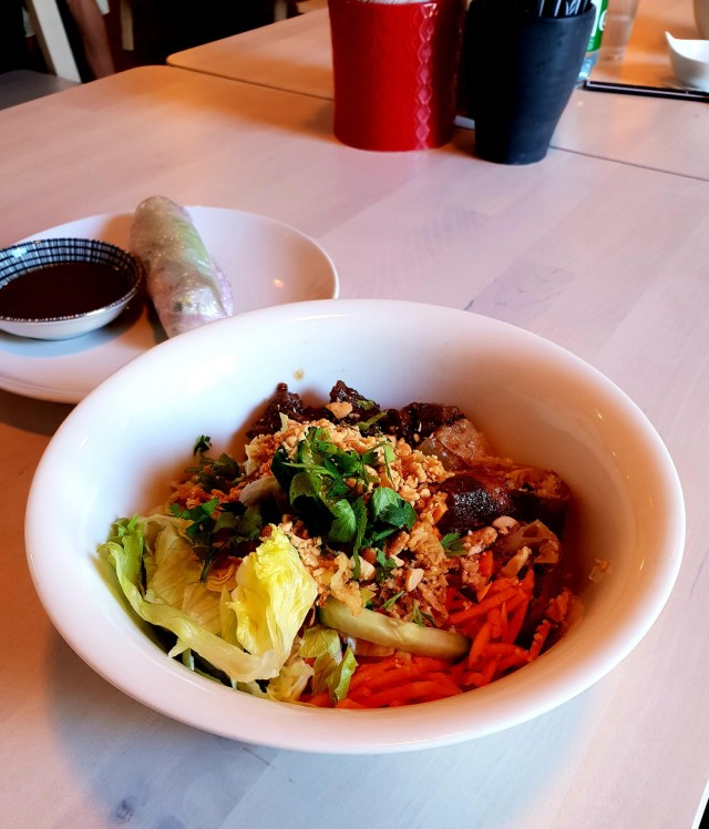 La rizière restaurant asiatique vietnamien place Saint Etienne Strasbourg Alsace