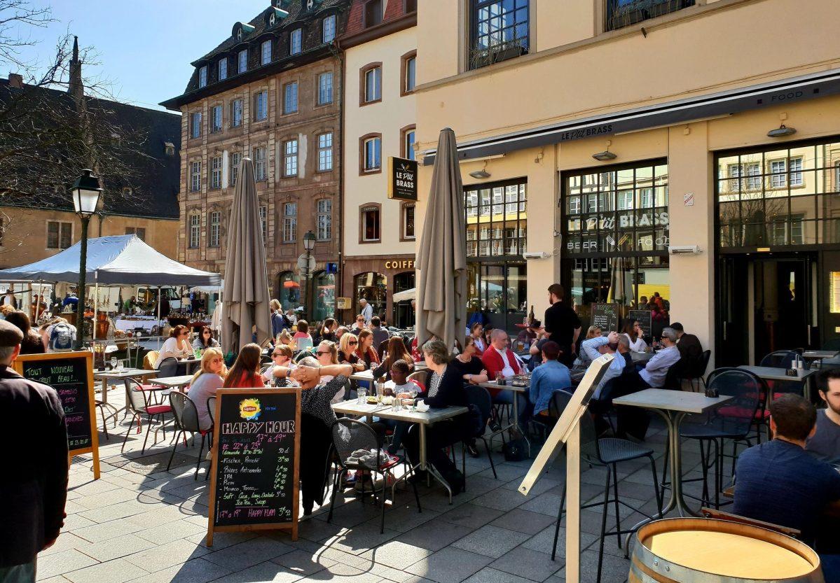 Kapoué test n°148: Le Ptit Brass, nouvelle brasserie alsacienne à Strasbourg