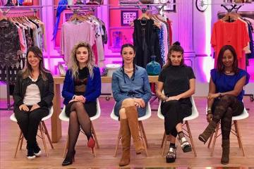 Les Reines du Shopping Nora candidate Strasbourg