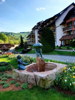 Chez Julien spa hôtel restaurant Fouday Alsace