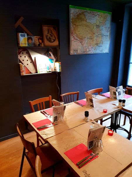 Les fils a Maman Strasbourg restaurant Krutenau rue des Orphelins annees 80 90 - 8
