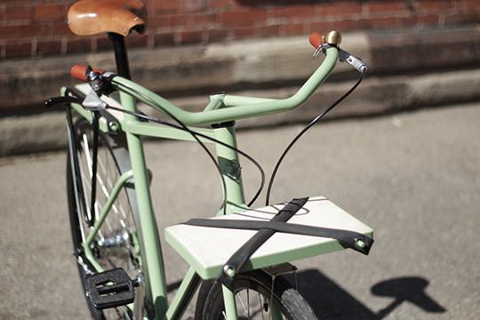 Manivelle vélo Strasbourg cycle campagne financement participatif