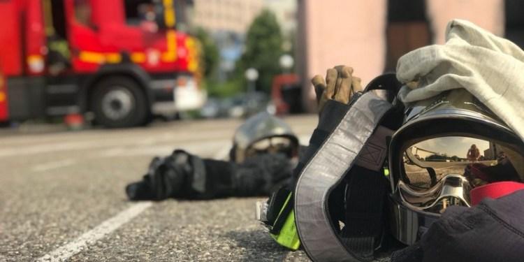 bal des pompiers Strasbourg 2018 ouest féria fête