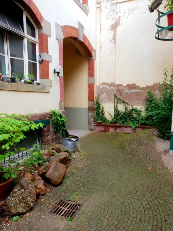 Les Secrets du Sablier escape game Strasbourg quartier Esplanade rue Vauban