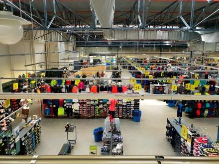 Décathlon Les Halles Strasbourg