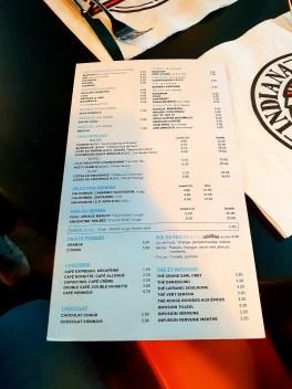 Indiana Café Strasbourg Presqu'île Malraux
