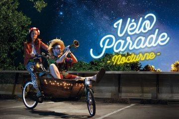 Véloparade Nocturne Vendredi 21 septembre 2018 Strasbourg