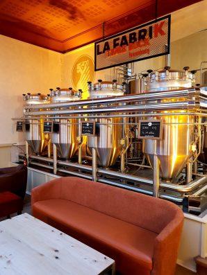 Le Tigre brasserie Strasbourg bière Kronenbourg