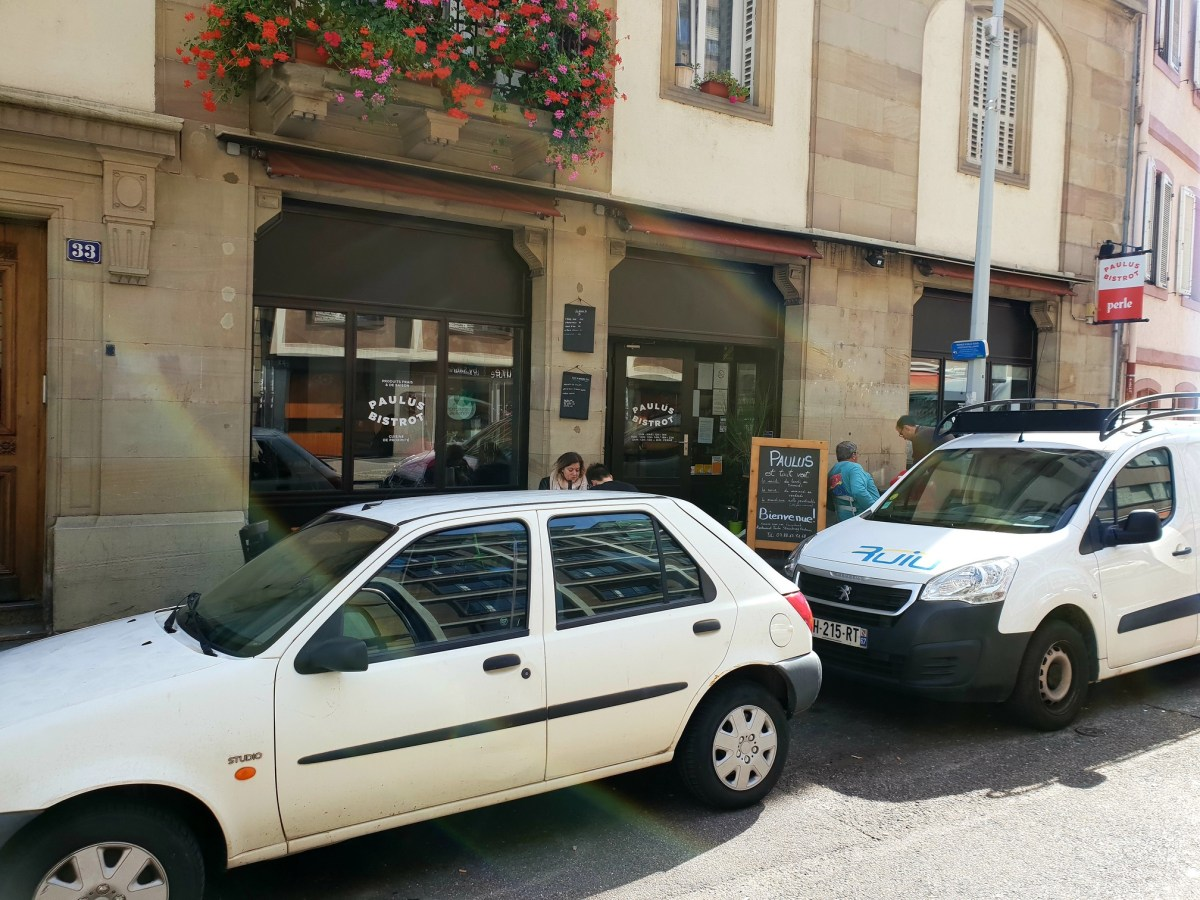 Kapoué test n°156: Paulus, bistrot de quartier à Strasbourg
