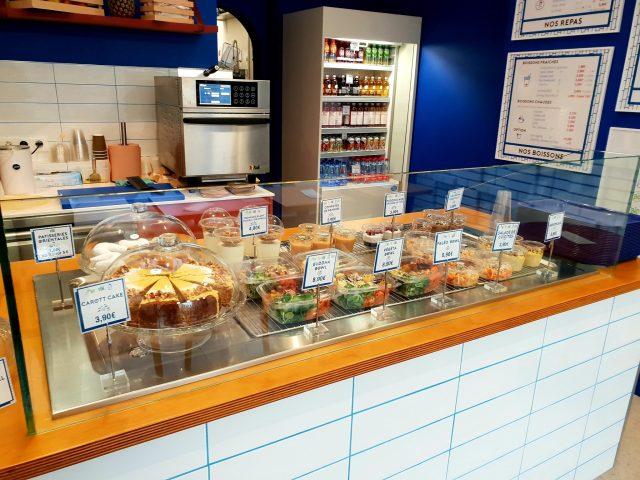 BRICK N BRICK STRASBOURG fast food rue du vieux marché aux vins