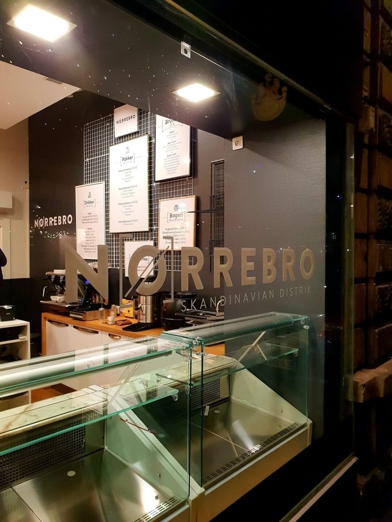 Norrebro Strasbourg restaurant danois rue Austerlitz tartines