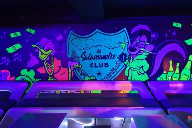 La Salamandre Bionic Bar Strasbourg robot cocktails bar