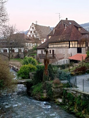 Kastelberg hotel restaurant Andlau Alsace route des vins 40