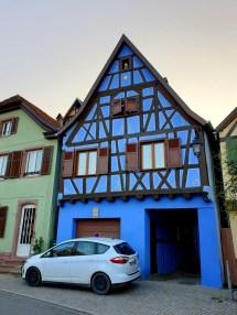 Le Kastelberg hôtel restaurant Andlau Alsace route des vins centre ville