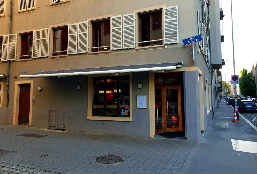 Philibar bar jeux Strasbourg Halles 3