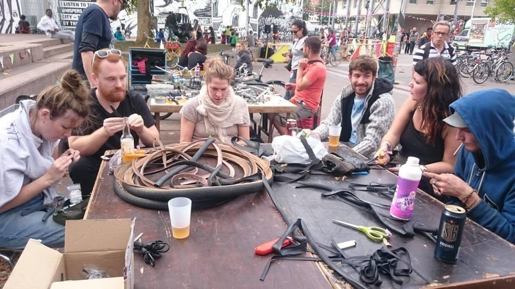 LA FÊTE DU CAMBOUIS Festival Do It Yourself Vélo Strasbourg