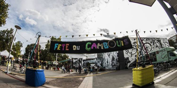 LA FÊTE DU CAMBOUIS Festival Do It Yourself Vélo Strasbourg