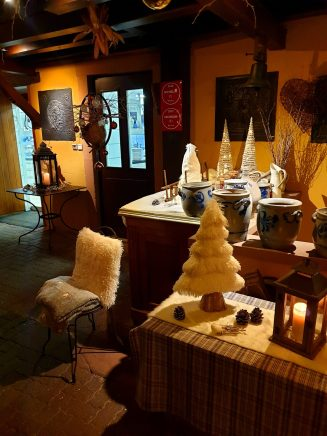 Burestubel restaurant Pfulgriesheim Meyer folies noel brunch 14