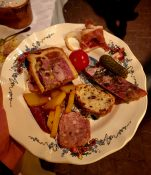 Burestubel restaurant Pfulgriesheim Meyer folies noel brunch 17
