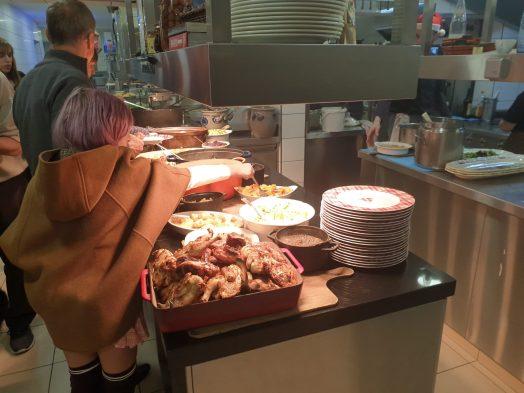 Burestubel restaurant Pfulgriesheim Meyer folies noel brunch 2