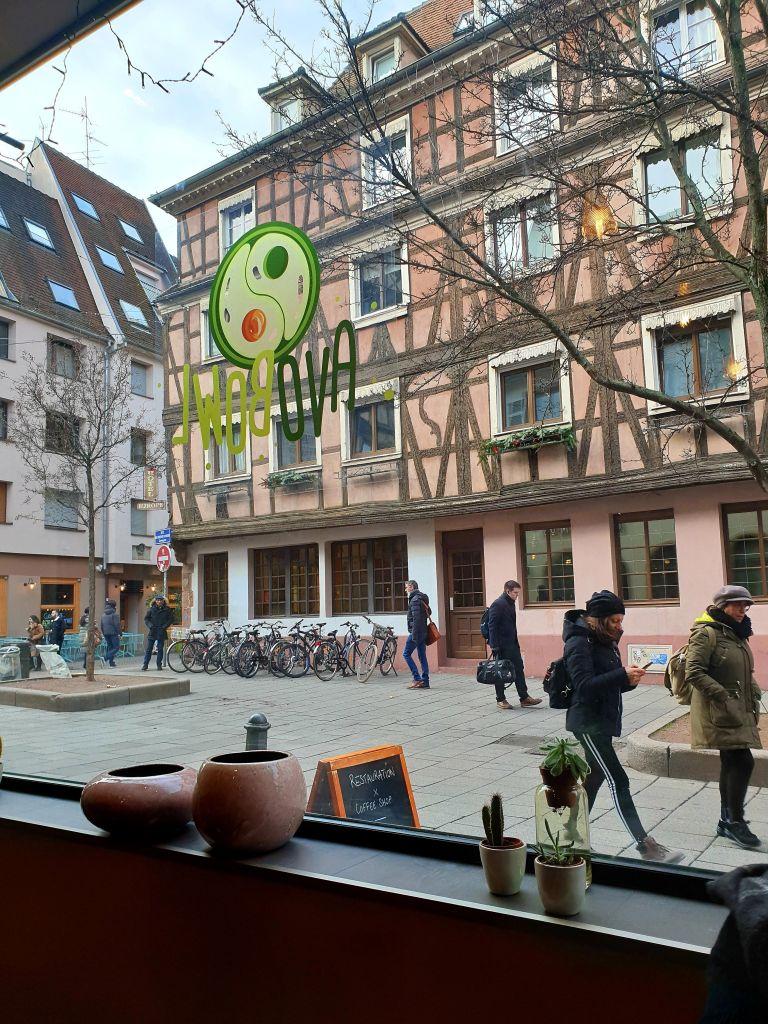 Avobowl restaurant Strasbourg avocat rue du Fosse des Tanneurs