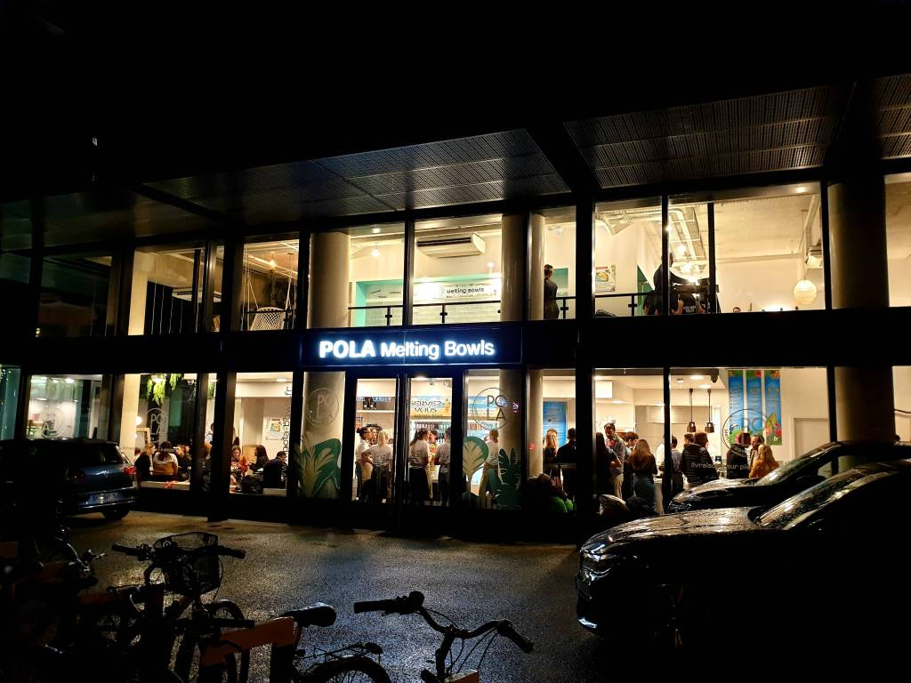 Pola Melting Bowls Strasbourg restaurant façade