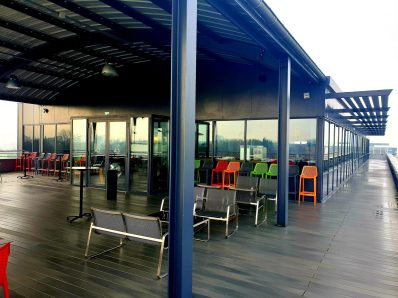 Hôtel Roi Soleil Prestige terrasse rooftop