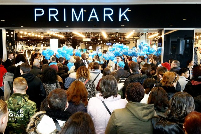 primark Strasbourg ouverture