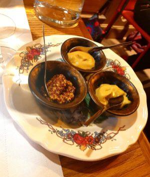 La Vielle Enseigne restaurant alsacien Strasbourg