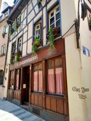 journee strasbourg tourisme cathedrale 5eme lieu chez yvonne shopping 23