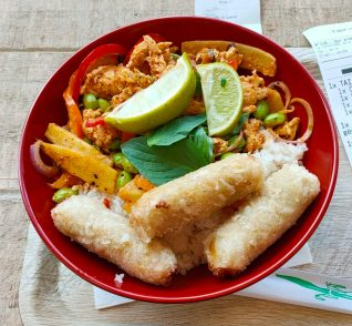 TAI KIN Strasbourg restaurant wok cuisine asiatique street food rivétoile bo bunh