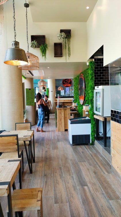TAI KIN Strasbourg restaurant wok cuisine asiatique street food rivétoile salle