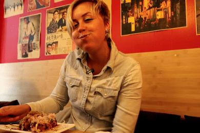 Marina sort sa caméra Strasbourg youtube